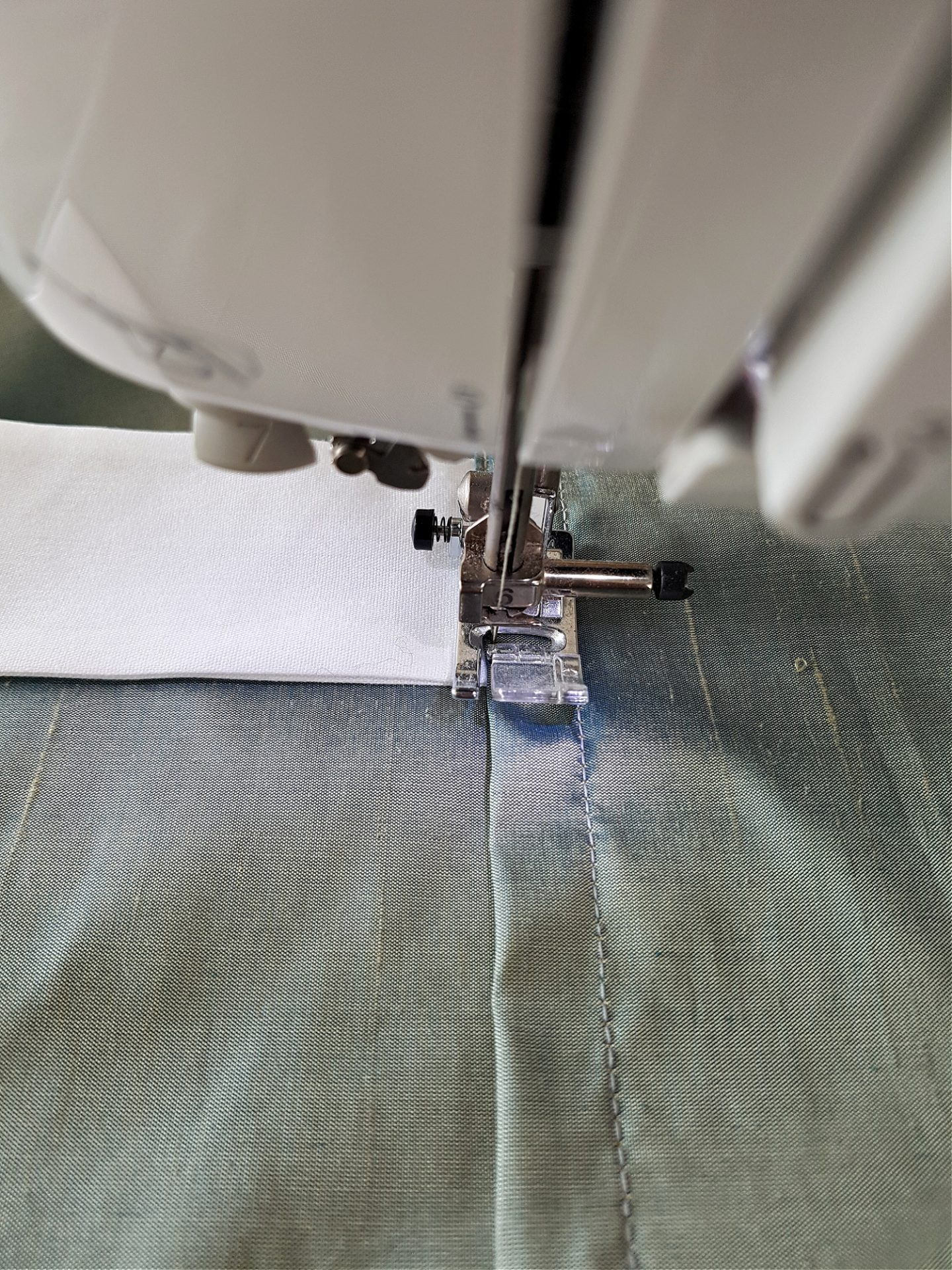 back tab curtains