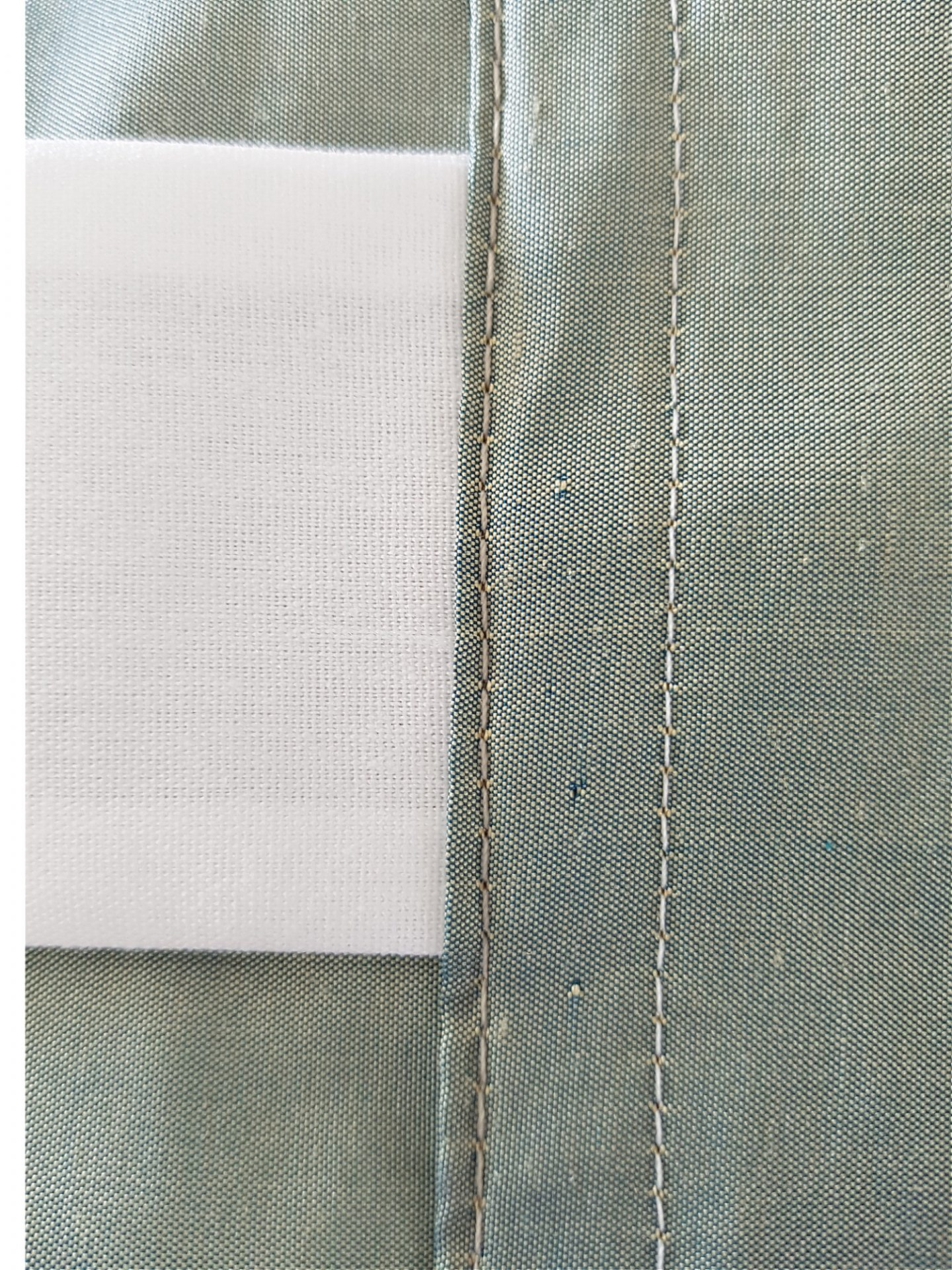 sewing back tabs