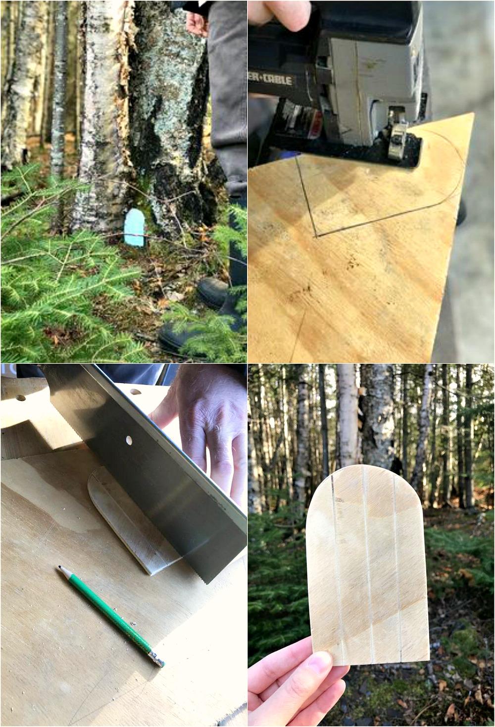 How to Make a Fairy Door