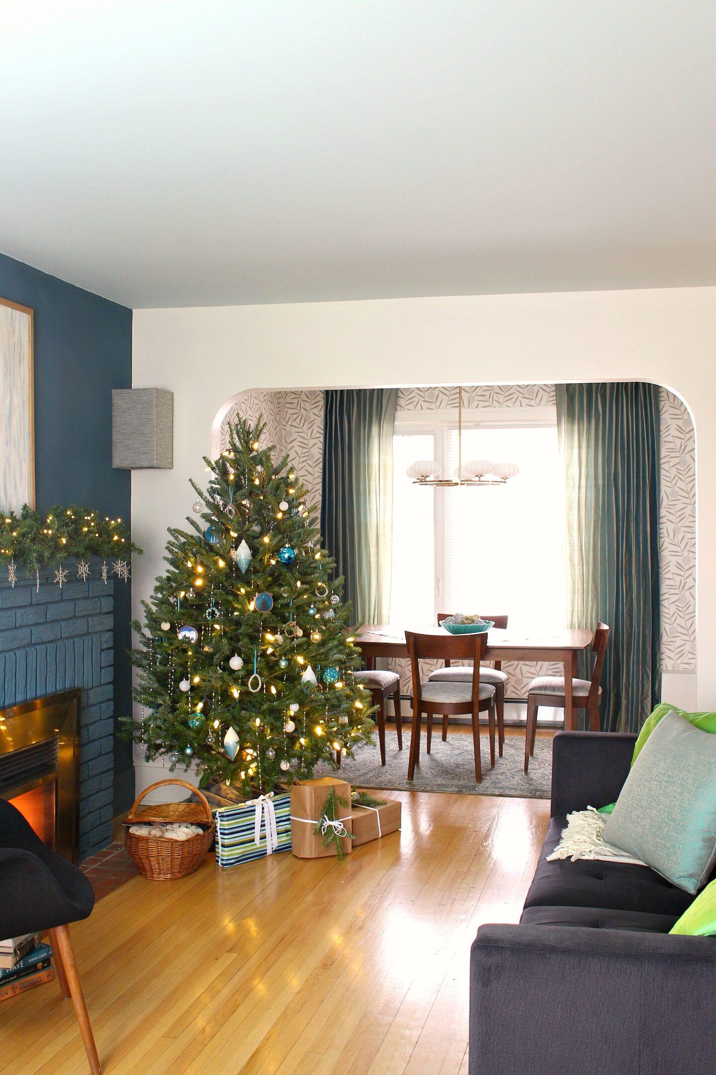 Lake Life Inspired Christmas Tree Theme
