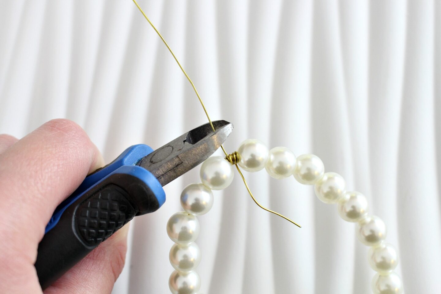 How to Bead a Circle
