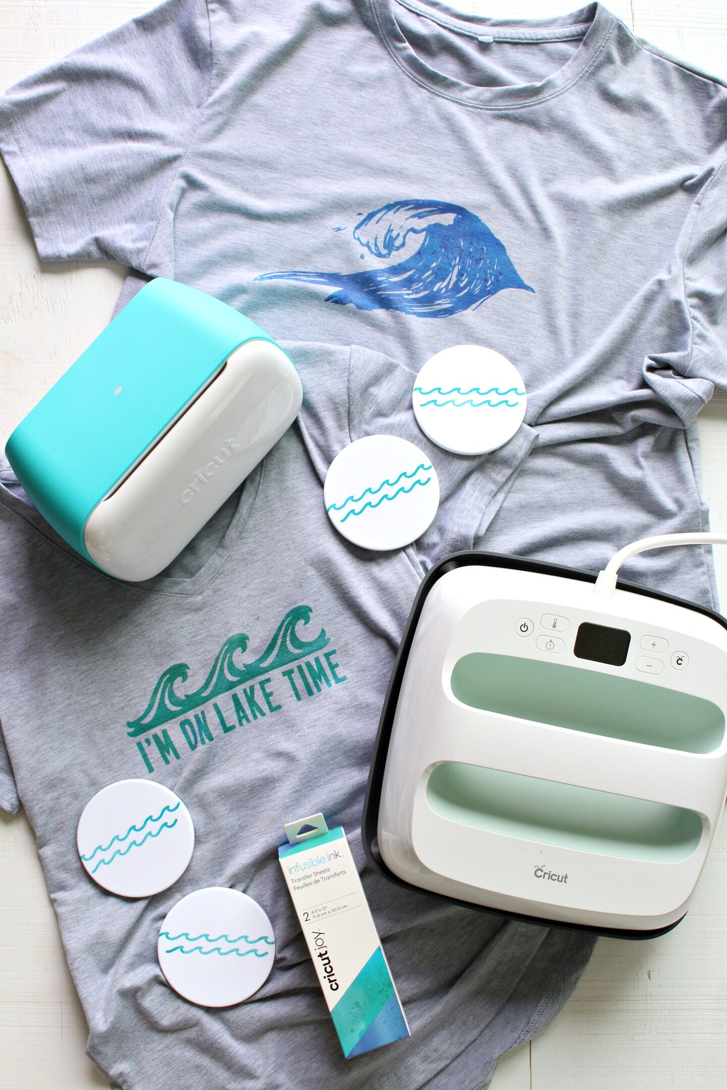 DIY Projects to Make with a Cricut Joy
