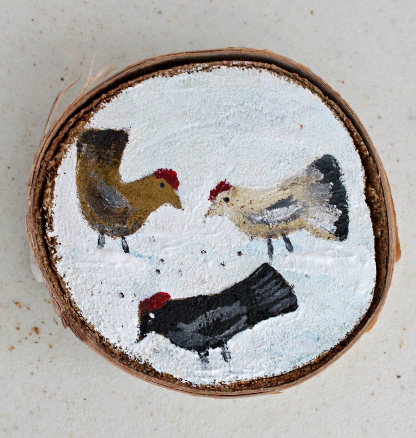 Garniture de poulet maison