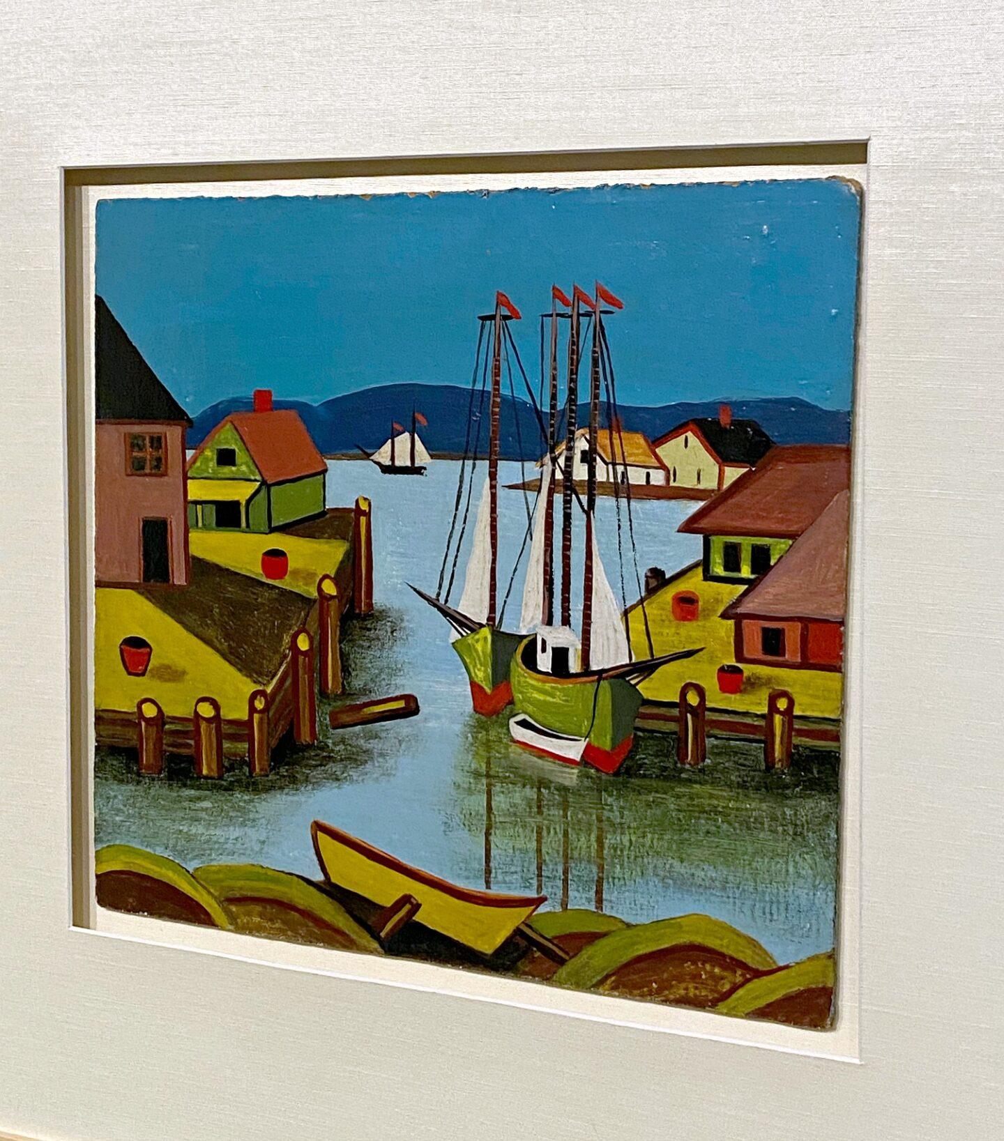 Art nautique Maud Lewis