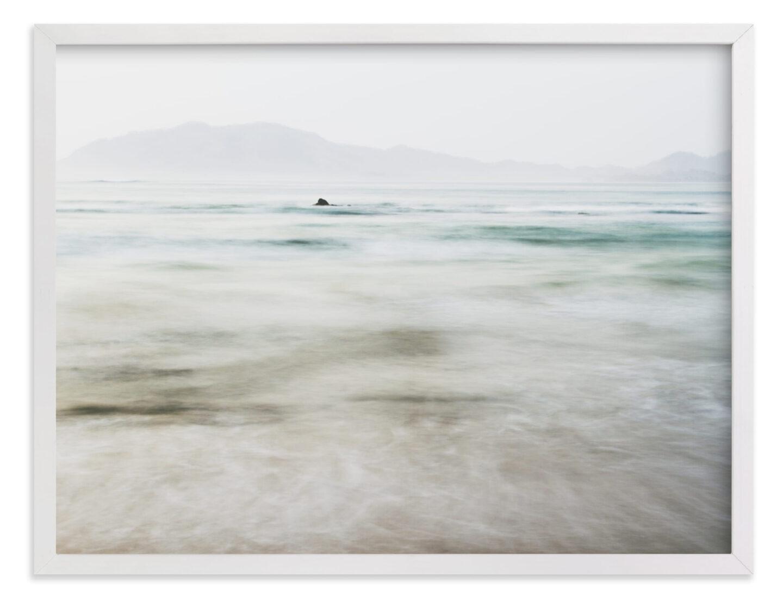 art de la plage éthérique